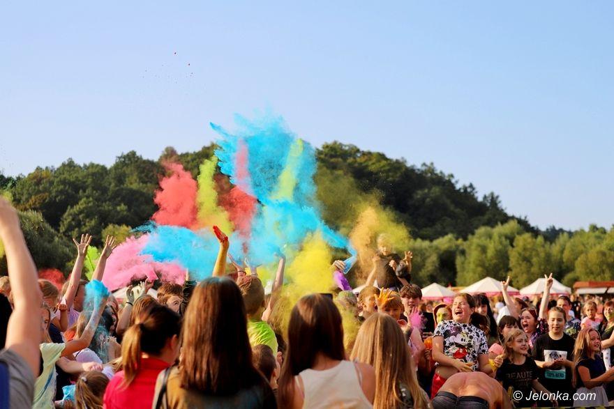 Jelenia Góra: Tanecznie i kolorowo