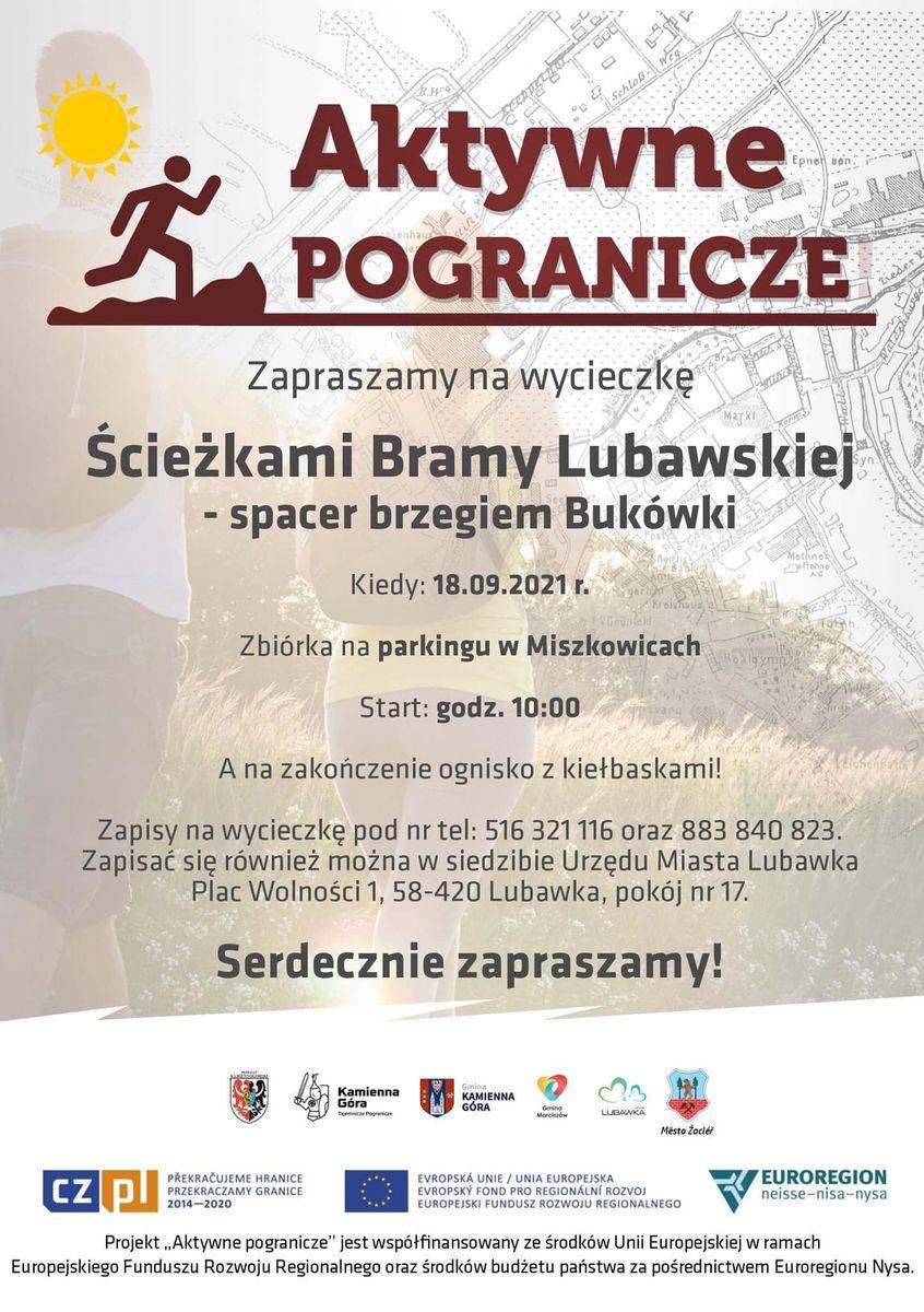 Gmina Lubawka: Wędrówka ścieżkami Bramy Lubawskiej
