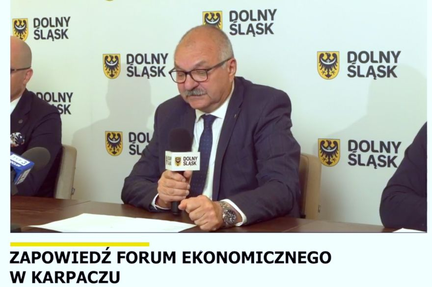 Jelenia Góra: Rozpoczyna się Forum Ekonomiczne w Karpaczu