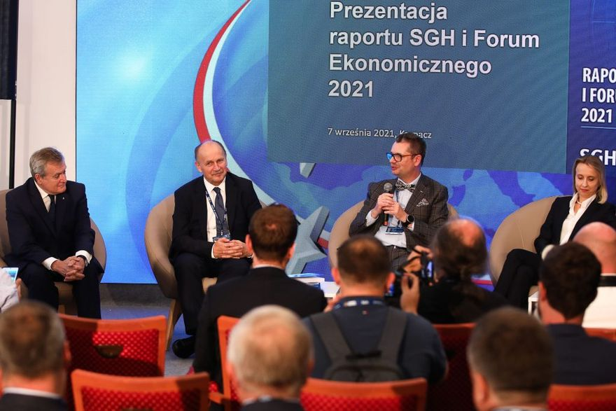 Karpacz: Wystartowało polskie Davos