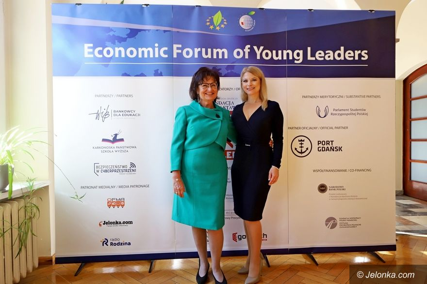 Jelenia Góra: Forum Ekonomiczne Młodych Liderów w KPSW