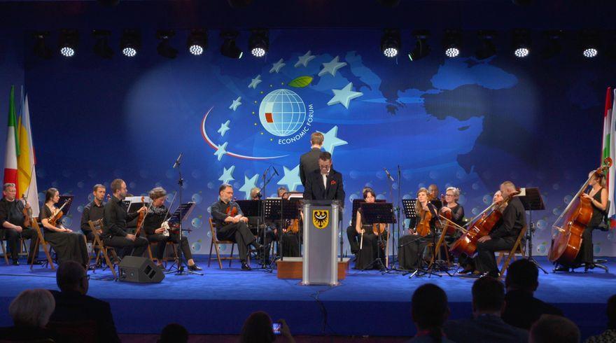 Jelenia Góra: Relacja z Gali Nagród XXX Forum Ekonomicznego