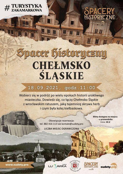 Chełmsko Śląskie: Miejscowość buntowników