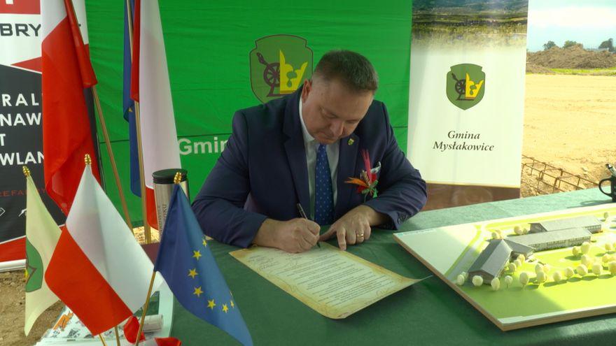 Jelenia Góra: Historyczne wydarzenie w gminie Mysłakowice