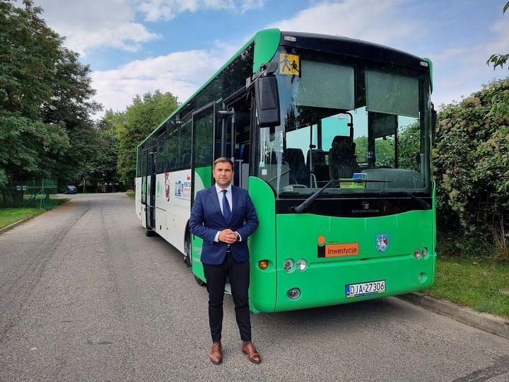 Jawor: Kupiono autobus