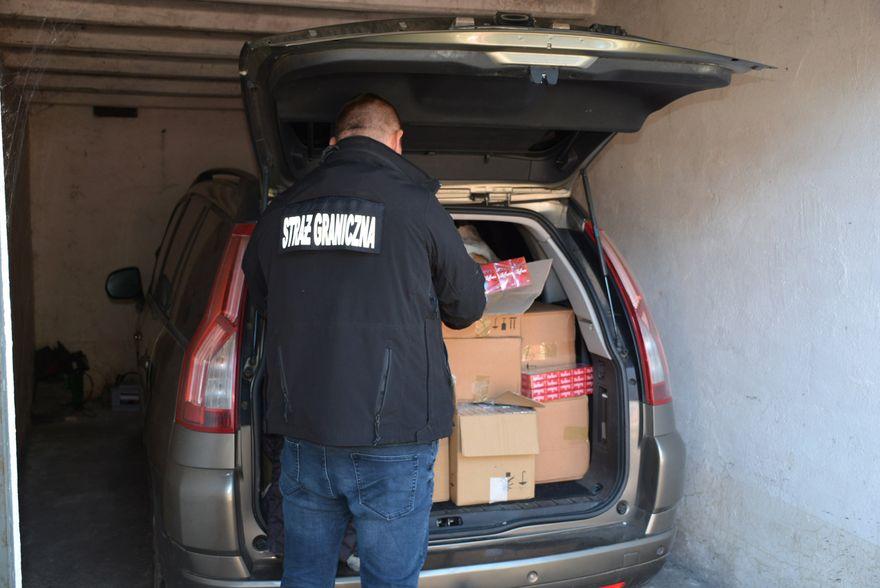 Region: Dwie osoby zatrzymane za przestępstwa akcyzowe