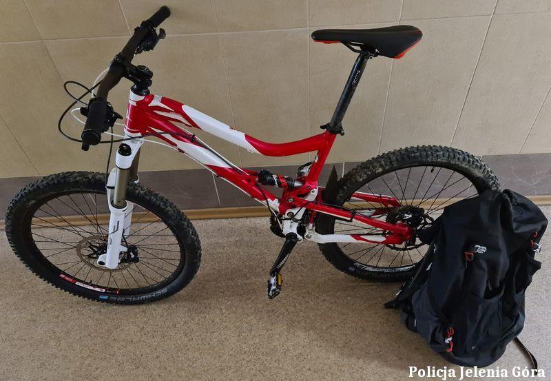 Jelenia Góra: Ukradł rower – posiedzi