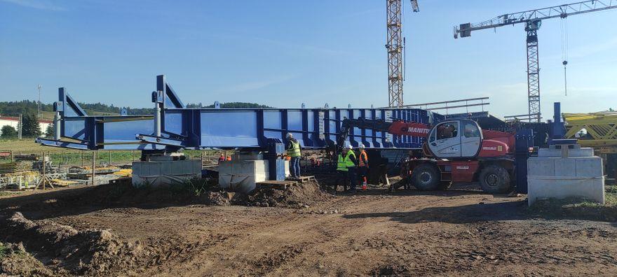 Region: Powstaje najdłuższy most na budowanym odcinku S3