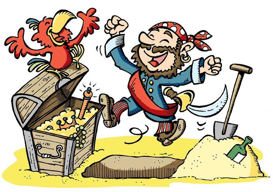Kraj: Dzień Mówienia jak Pirat
