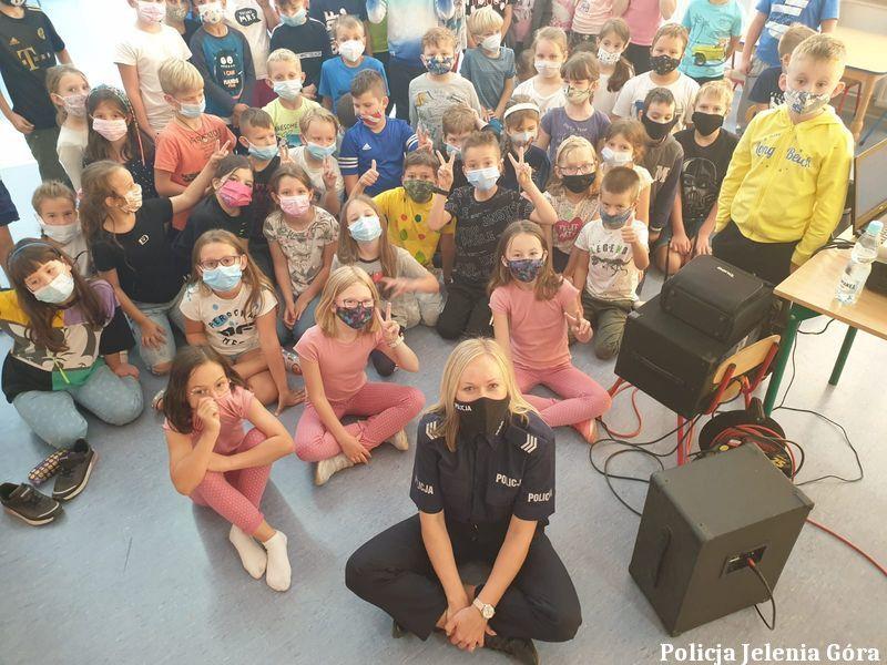 Jelenia Góra: Z wizytą u dzieci