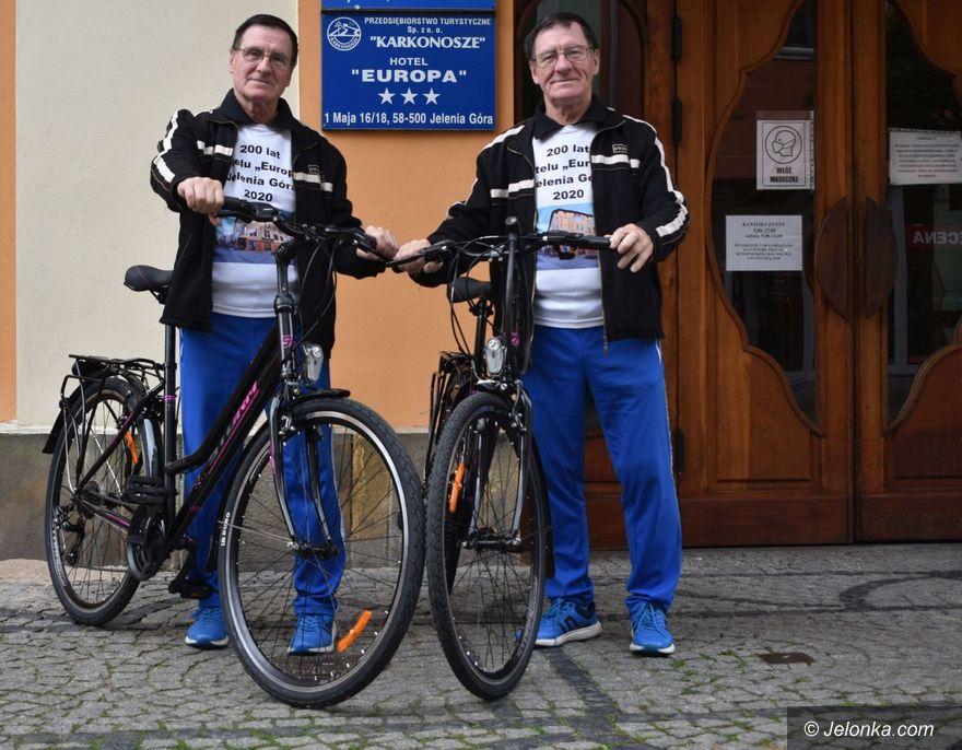 Jelenia Góra: Rowerowe nagrody dla rowerowych ambasadorów