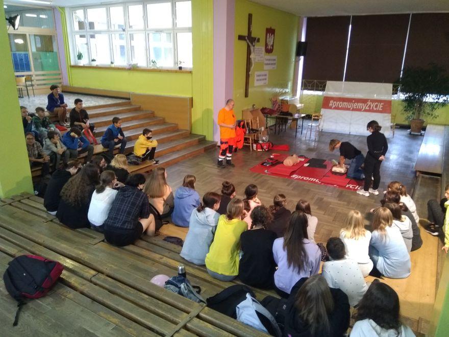 Jelenia Góra: W szkołach promują życie