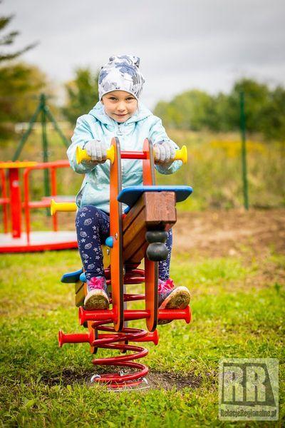 Wieściszowice: Nowy plac zabaw