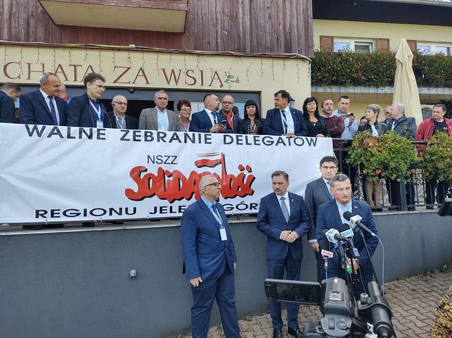 Mysłakowice: Związkowcy z Solidarności  o sytuacji w Turowie