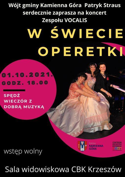 Krzeszów: W świecie operetki