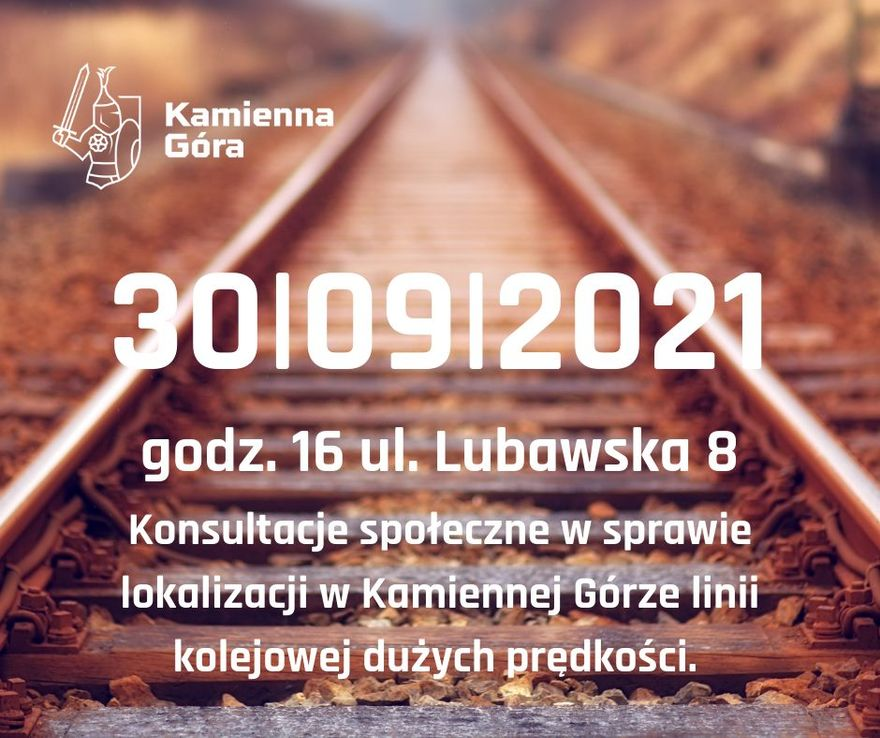 Kamienna Góra: Spotkanie ws. kolei