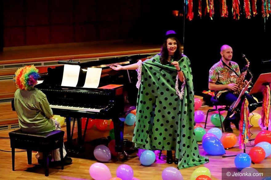 Jelenia Góra: Cyrkowy poranek w Filharmonii Dolnośląskiej