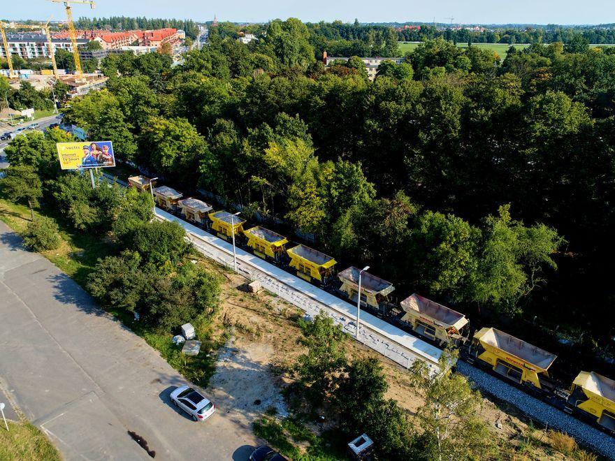 Region: Pociągi powrócą w grudniu