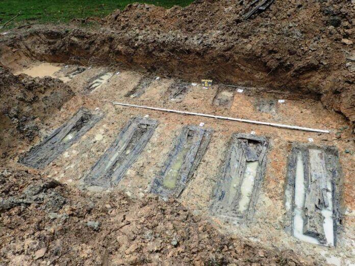 Gryfów Śląski: Odkryto groby żołnierzy
