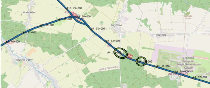 Region: Remont płyt na A4 – utrudnienia w ruchu