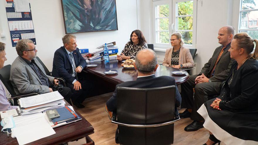 Bolesławiec: Edukacyjne spotkanie