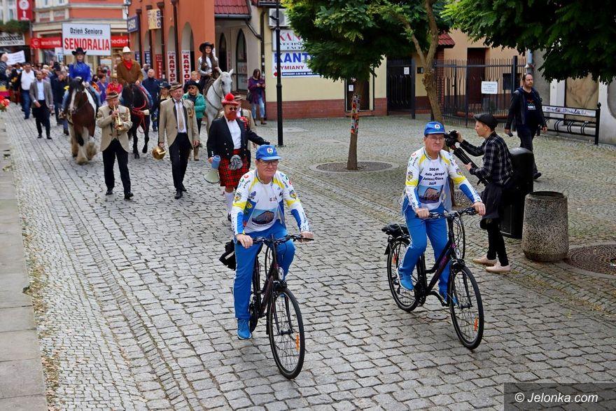 Jelenia Góra: Klucz do miasta w rękach seniorów