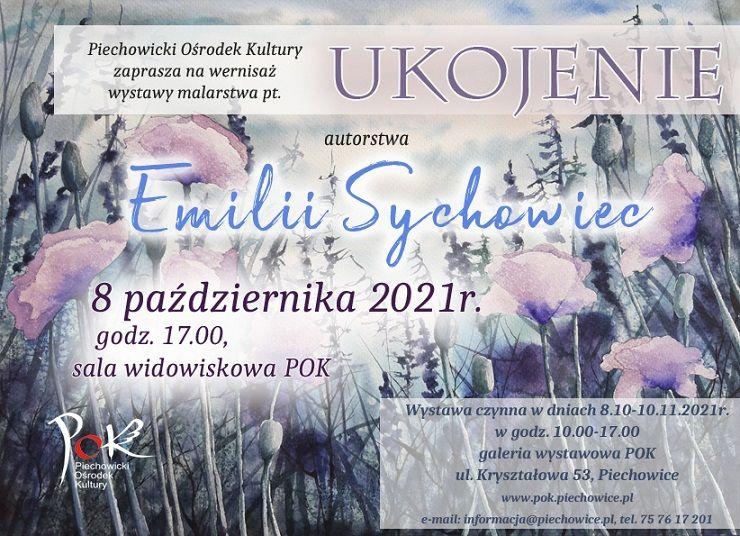 """Piechowice: """"Ukojenie"""" Emilii Sychowiec w POK–u"""