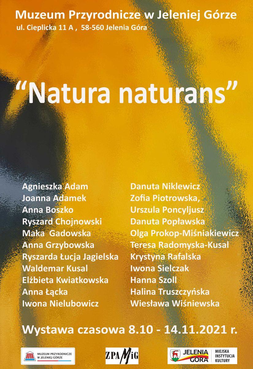 """Jelenia Góra: """"Natura naturans"""" w Muzeum Przyrodniczym"""