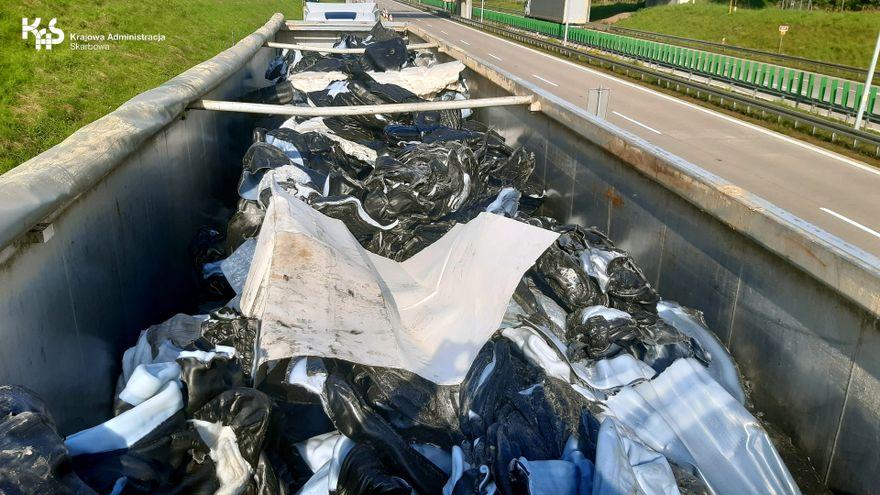 Region: Szlaban na śmieci