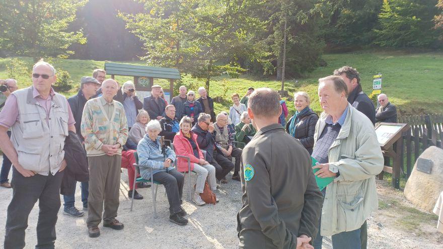 Karpacz: Pamięci leśniczego Freya