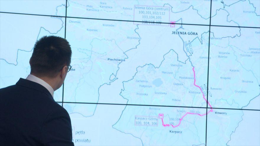 Jelenia Góra: Chcą stworzyć połączenia między powiatami