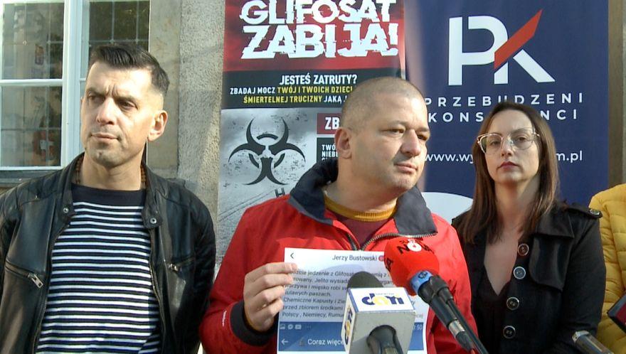 Jelenia Góra: Marcin Bustowski oskarża