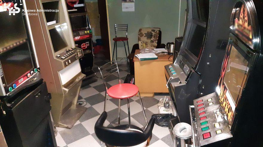 Region: Nielegalne automaty