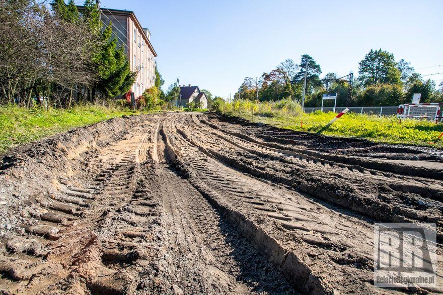 Ciechanowice: Remont gminnej drogi