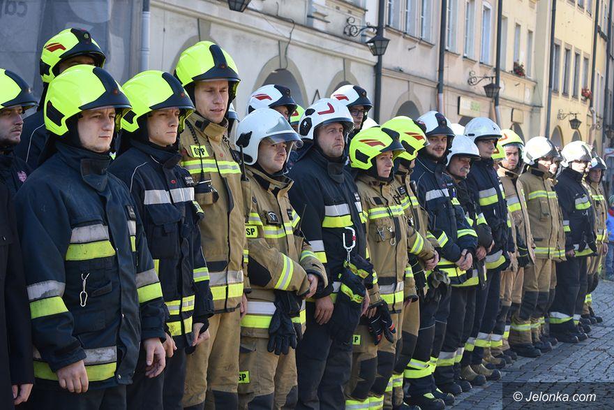 Jelenia Góra: Jubileusz strażaków – ochotników