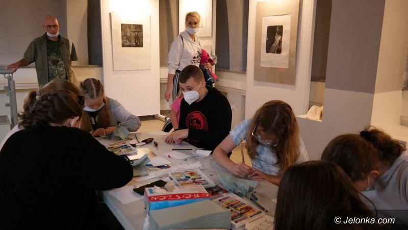 Karpacz: Żywe lekcje sztuki