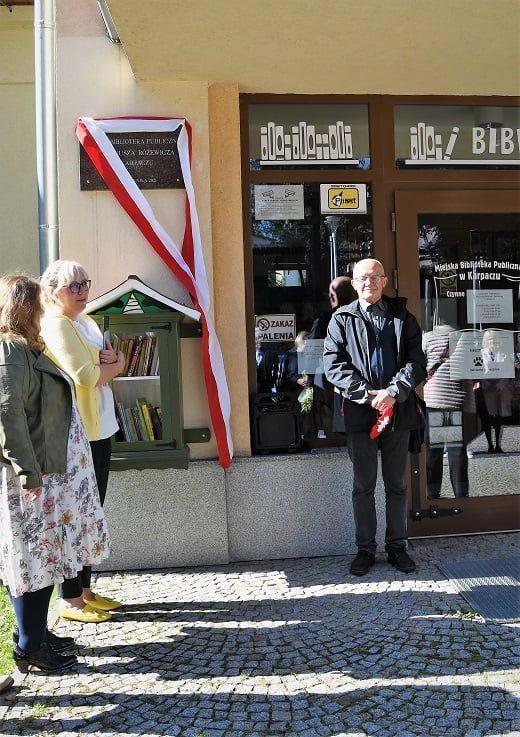 Karpacz: Tadeusz Różewicz patronem biblioteki