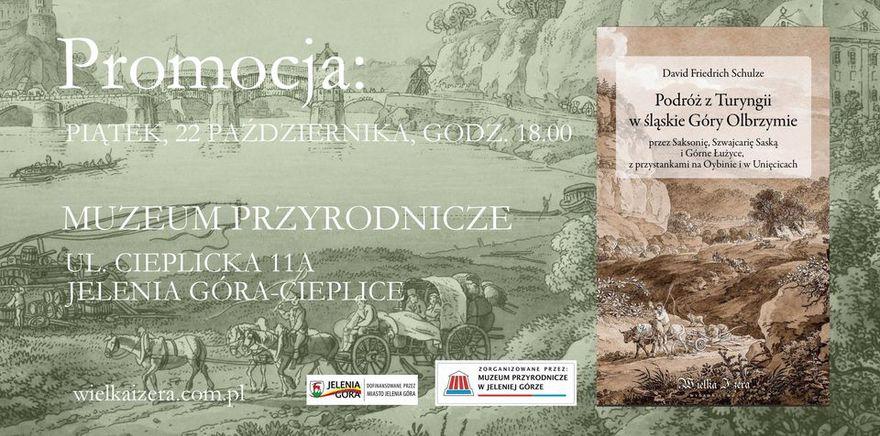 """Jelenia Góra: """"Podróż z Turyngii w śląskie Góry Olbrzymie"""" wkrótce w Muzeum Przyrodniczym"""