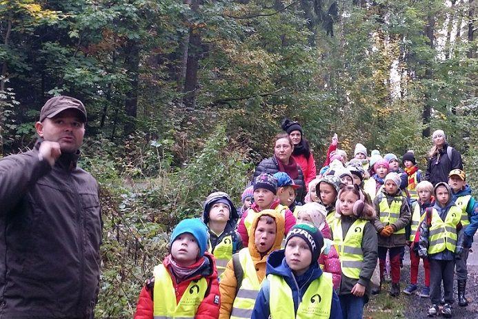 Jelenia Góra: Leśnym zwierzętom pomogą przetrwać zimę