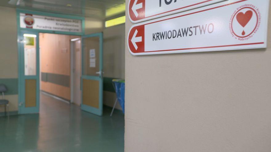 Jelenia Góra: Punkt krwiodawstwa tylko do grudnia?