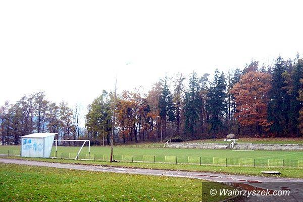 REGION, Kamienna Góra: Miasto inwestuje w bazę sportową