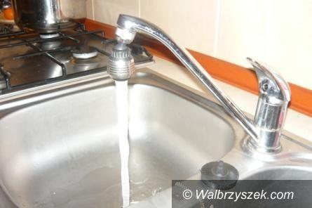 Wałbrzych: Zabraknie wody w kranach