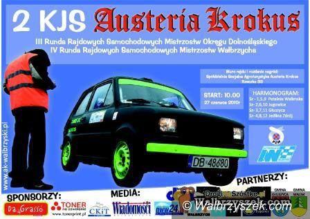 Walim: Czeka nas Austeria Krokus