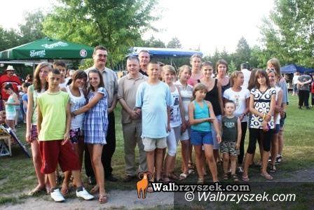 REGION, Walim: Dzieci z Walimia na Węgrzech