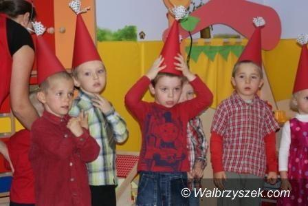 REGION, Walim: Pasowanie na przedszkolaka
