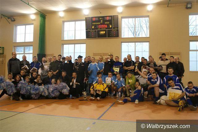 Walim: OSP Wałbrzych triumfowała w Walimiu