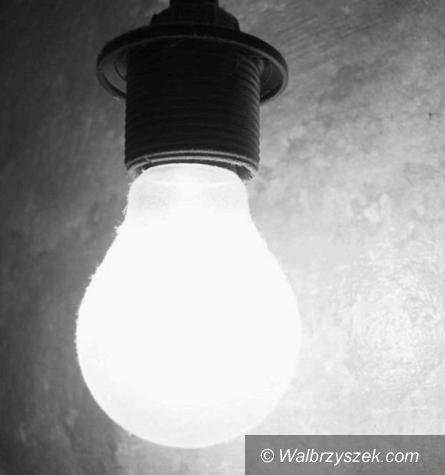 Wałbrzych/REGION: Jutro zabraknie prądu