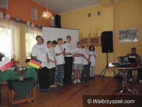 REGION, Walim: Niemieccy nauczyciele z wizytą w Walimiu
