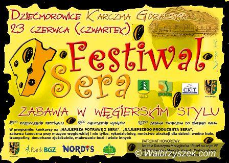 REGION, Dziećmorowice: Już jutro V Festiwal Sera