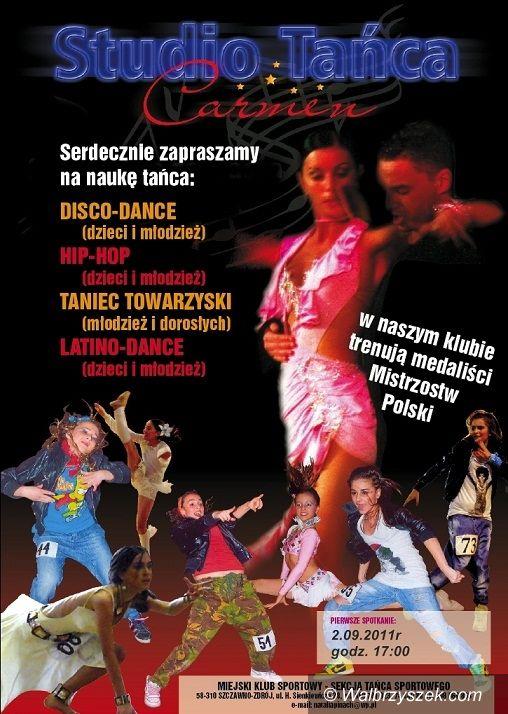 Szczawno-Zdrój: Naucz się tańczyć